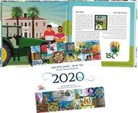 Israël - Jaarboek/jaarset 2020 - Jaarboek - Jaarset