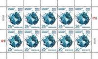 FN's verdens havdag - Postfrisk - Helark