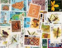 Ceylon and Sri Lanka - 112 different stamps