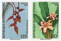 Elfenbenskysten - YT 675A-675B - Postfrisk