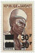 Dahomey - YT 253a - Postfrisk