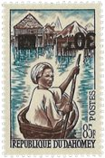 Dahomey - YT 254b - Postfrisk