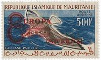 Mauretanien - YT PA20E - Postfrisk