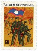 Laos - YT 9 - Postfrisk