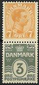 Danmark - Automatmærker AFA 1a - Postfrisk