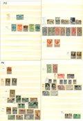 Russia 1944-1959 - Collezione in 1 classificatore