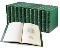 Rusia - 1857-2020 - 11 álbumes con inscripción delnombre del país