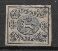Antichi Stati 1861 - AFA 12 - timbrato