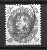 Danmark - AFA 188 - Stemplet