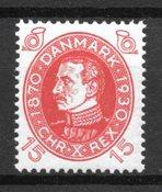 Danmark - AFA 190 - Postfrisk