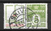 Danimarca - adver. 44 - timbrato