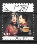 Danimarca - AFA 1135x - timbrato