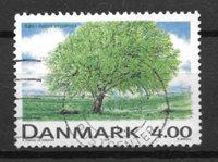 Danimarca - AFA 1196y - timbrato