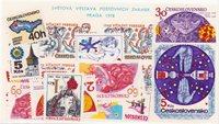 Tjekkoslovakiet - Frimærkepakke - Postfrisk