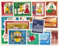 Tyskland/Berlin - Frimærkepakke - Postfrisk
