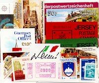 Europæiske lande - Frimærkepakke - Postfrisk