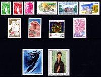 Frankrig - Frimærkepakke - Postfrisk