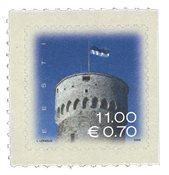 Estland - Flag 2006 - Postfrisk frimærke