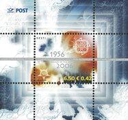 Estland - CEPT 50 år - Postfrisk miniark