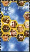 Estland - EUROPA 2006 - Postfrisk frimærke