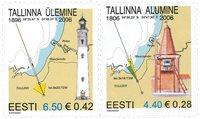 Estland - Fyrtårn 2006 - Postfrisk frimærke