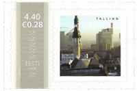 Estland - Tallinn - Postfrisk frimærke