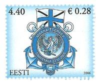 Estland - Sejrsdag - Postfrisk frimærke