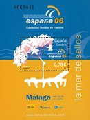 Spanien - España '06 - Postfrisk miniark