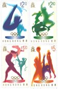 Hong Kong - Olympialaiset