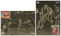 FN - New York - Olympiske lege - Flot sæt maxikort
