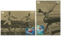 FN Wien - Olympiske lege - Flot sæt maxikort