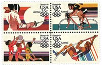 USA 1994 - OL - Scott C109-12 - Postfrisk sæt 4v