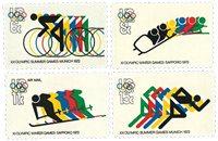 USA - OL Scott 1460-62 - Postfrisk frimærke