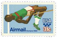 USA - OL Scott C97 - Postfrisk frimærke