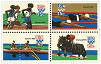 USA - OL Scott 1791-4 - Postfrisk sæt 4v
