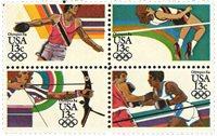 USA - OL Scott 2048-51 - Postfrisk sæt 4v