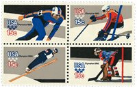 USA - OL Scott 1795-8 - Postfrisk sæt 4v