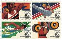 USA - OL Scott C105-8 - Postfrisk 4v