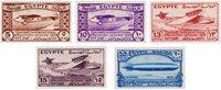 Egypti - Postituore sarja - Lentoposti 19336