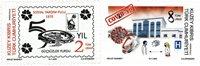 Northern Cyprus (Turkish) - COVID-19 - Mint set 2v