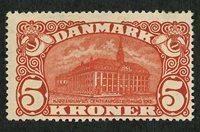 Danmark - 5 krone AFA 81 - Ubrugt