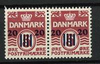 Færøerne - AFA 3x par - Postfrisk