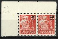 Færøerne - AFA 4 par - Postfrisk