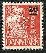 Færøerne - AFA 4w - Postfrisk