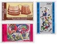 Congo - YT PA 285-87 - Postfrisk