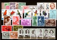 Belgien 1962 - Postfrisk