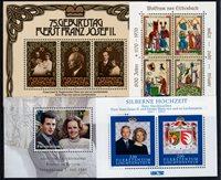 Liechtenstein 1962-1993 - MICHEL Blok 6/15 - Postfrisk