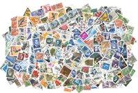 Sverige - Kilovare - 100 gr. afvaskede frimærker