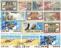Landbrug - 13 forskellige frimærker