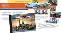 Holland - Bygninger - Typisk hollandsk - Postfrisk prestigehæfte